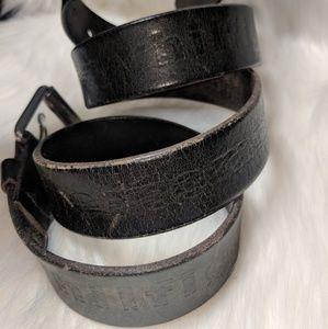 ✨Tommy Hilfiger Black Belt